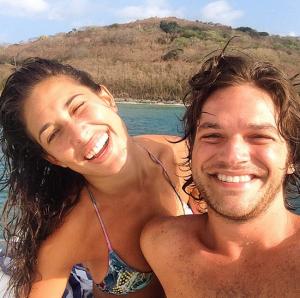 """Emílio Dantas sobre separação de Giselle Itié: """"Continuamos amigos"""""""