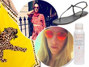 Os itens indispensáveis da mala de verão europeu de Stella e Vanda Jacintho