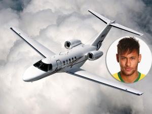 Decolagem autorizada: por dentro do novo jatinho de Neymar