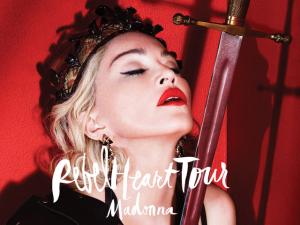 Com pegada street, Madonna divulga vídeo de sua nova turnê