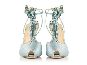 Desejo do Dia: as sandálias Liberty de Charlotte Olympia