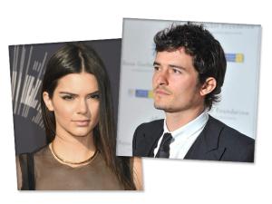 Kendall Jenner faz Orlando Bloom suspirar mais forte. Entenda essa!