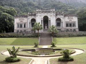 Parque Lage é palco de casamentão à italiana neste sábado