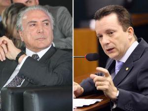 Michel Temer cortejou Russomanno para entrar no PMDB