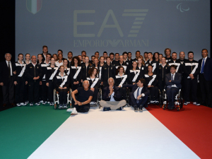 Giorgio Armani vai vestir atletas italianos no Rio 2016