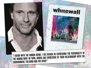 Oskar Metsavaht é destaque em revista de arte norte-americana