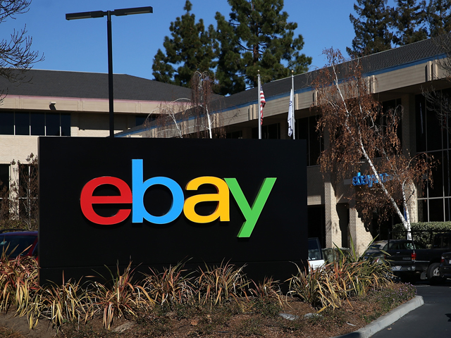 Sede do Ebay, em San Jose, na Claifornia    Créditos: Justin Sullivan/Getty Images
