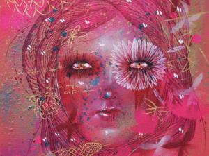 Artista carioca abre mostra sobre o mito de Eva e o feminino
