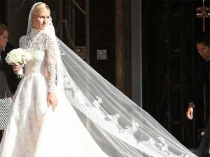 Nicky Hilton: casamento tipo sonho em palácio londrino