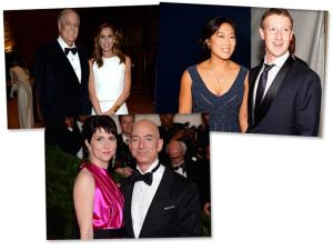 Bill e Melinda Gates lideram lista dos casais mais ricos do mundo
