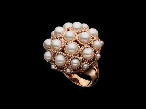 Desejo do Dia: o anel da coleção inspirada no Rio de Carla Amorim