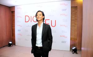 """A pré-estreia do filme """"Dior e Eu"""" no shopping Cidade Jardim em São Paulo"""