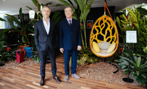 "Humberto e Fernando Campana no projeto ""Art Talks"" da Louis Vuitton"