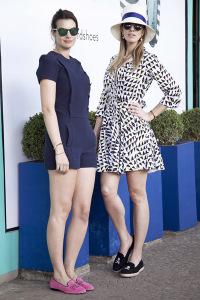 Blue Bird Shoes lança coleção de verão em São Paulo com festa para glamurettes