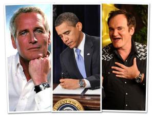 De Einstein a Obama: conheça os relógios usados por 7 poderosos