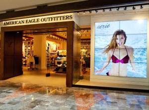 Marca American Eagle ameaça domínio da Victoria's Secret