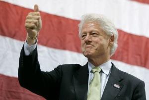 Dez fatos que você não sabia sobre o aniversariante Bill Clinton