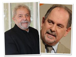 Em BH, Lula visita José Eduardo Dutra, ex-presidente da Petrobras