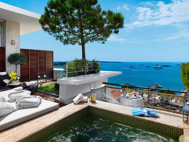 Hotel Martinez, Cannes || Créditos: Divulgação