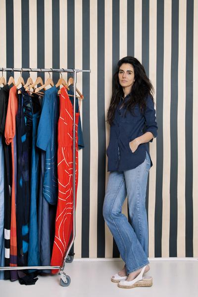Revista J.P  o estilo despojado e cool da estilista Mariana Prates ... a12eb620c4