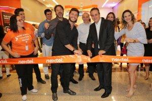 Klebber Toledo inaugura loja-conceito Nextel em Ribeirão Preto
