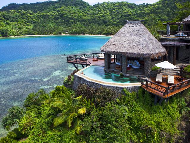 Laucala Island Resort, Fiji || Créditos: Divulgação