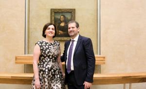 Glamurama desbrava o Louvre em Paris a convite da Orlean