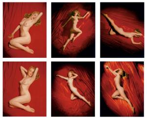 Fotos raras de Marilyn Monroe nua ganham exposição nos EUA