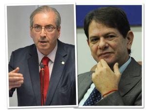 Cid Gomes não tem criticado seu algoz Eduardo Cunha. Por ora…