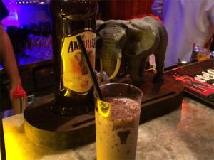 Aprenda a preparar o drink com Amarula servido na festa do Glamurama