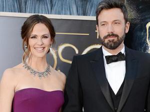 Separados? Ben Affleck e Jennifer Garner flagrados em Orlando