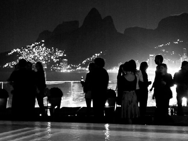 Piscina no Hotel Fasano || Créditos: Paulo Freitas