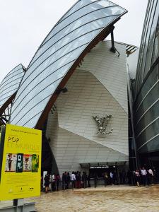 Glamurama visitou a exposição na Fundação Louis Vuitton em Paris