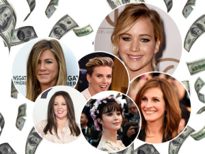 Jennifer Lawrence lidera com folga lista de atrizes mais bem pagas do mundo