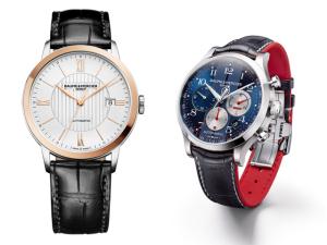 Quer impressionar no presente? Os relógios chiqueria da Baume & Mercier são pedida certa