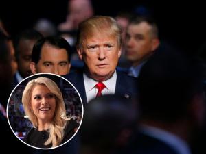 Donald Trump na mira das feministas em campanha presidencial