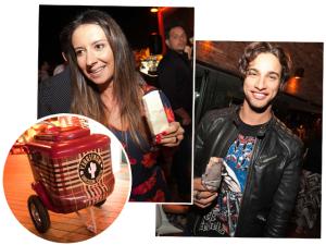 Festa de 15 anos do Glamurama foi refrescada com picolé Monterrey
