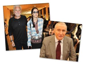 Silvano Raia ganha almoço chez Paula Raia e Fernando Alterio