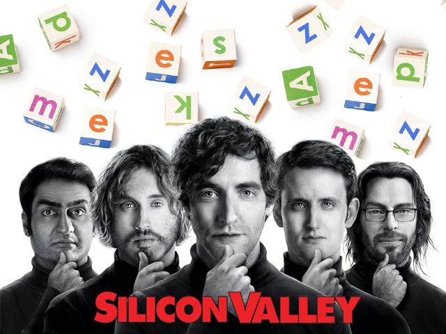 Na série, a empresa Hooli XYZ é uma mistura de Google com Apple || Créditos: Divulgação/HBO