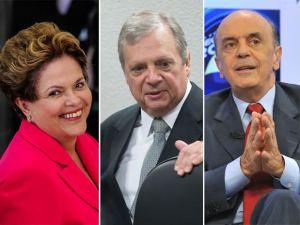 Governo conta com Serra e Aécio para melhorar caixa do país