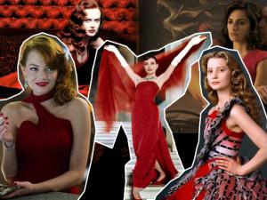 Ladies in Red: os 8 vestidos vermelhos mais marcantes do cinema