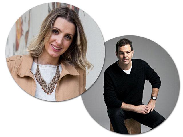 Rodrigo Trussardi e Camila Moura| Créditos: Divulgação