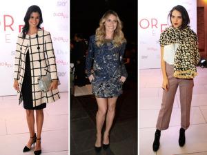 De São Paulo ao Rio de Janeiro, as mais bem vestidas da semana