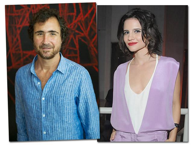 A série traz no elenco João Miguel e Bianca Comparato || Créditos: TV Globo Divulgação / André Ligeiro