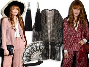 No aniversário de Florence Welch, 7 peças inspiradas no estilo boho-chic da cantora