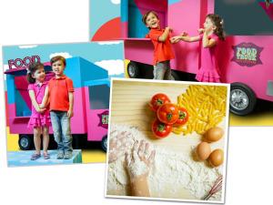 Food Truck Kids Festival desembarca em SP com apoio da SKY