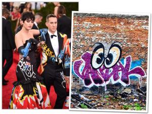 Jeremy Scott e Moschino são acusados de plágio por grafiteiro