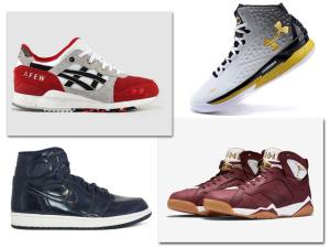 Conheça os 10 sneakers mais valorizados em 2015