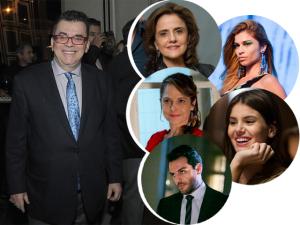 Walcyr Carrasco diz não ter freios morais e fala de Gilberto Braga