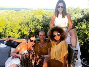 Ameaça de furacão espanta trio de glamurettes do Caribe. Saiba quem!